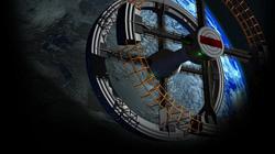 Space Station (Фон профиля)