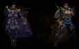Cao Cao & Dian Wei / 曹操と典韋