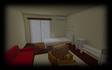 ItazuraVR background Vacant room