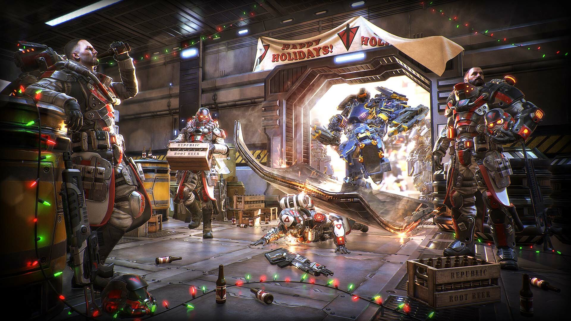 2020 Christmas Cottage Steam Winter Buy Cozy Cottage   Planetside 2 from Steam | Payment from PayPal