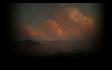 Submarine sunset