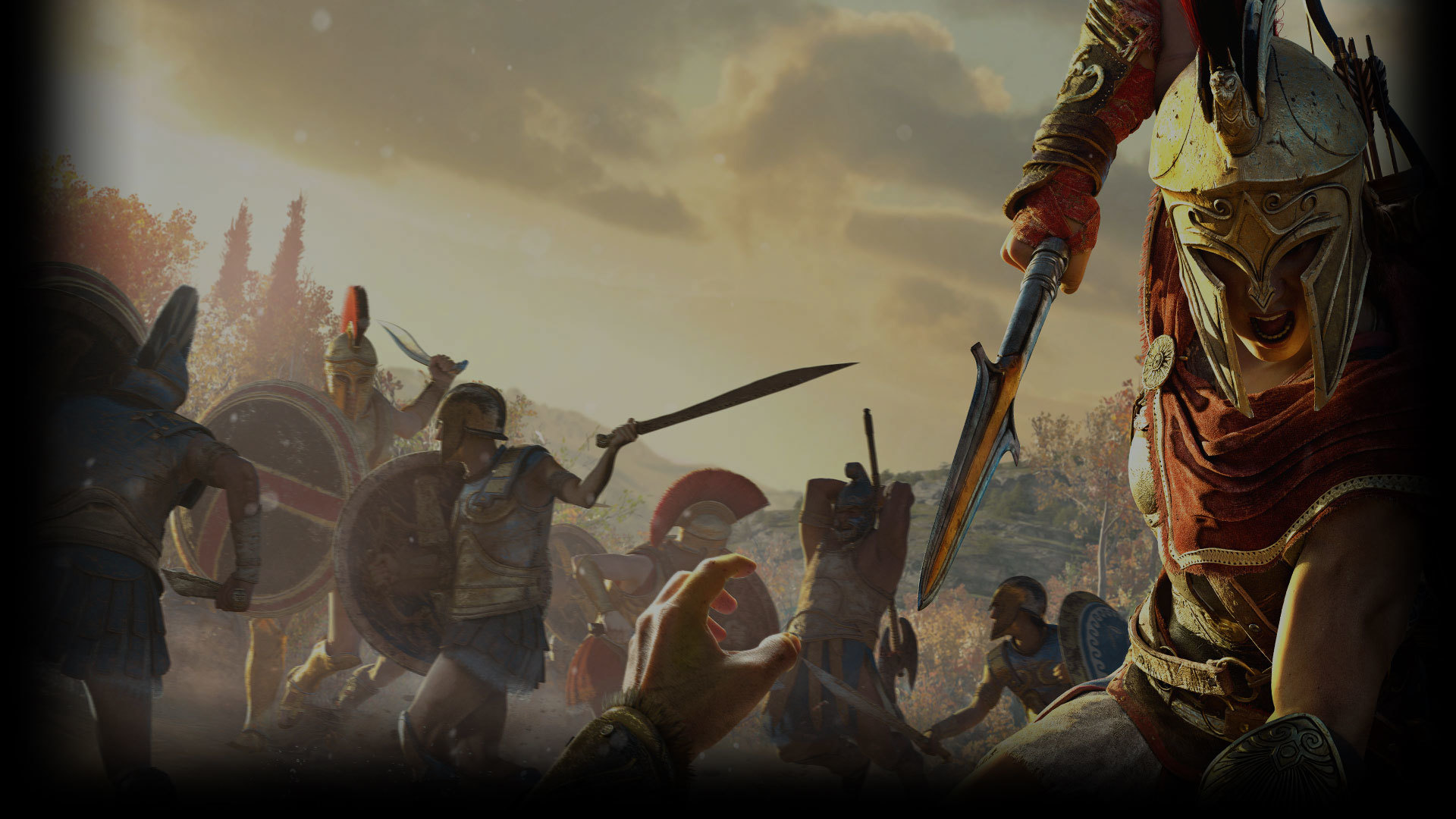 Showcase :: Assassin's Creed Odyssey