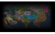 Global political map