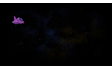 Starfield with Glorch Ship