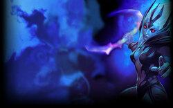 Vengeful Spirit (Фон профиля)