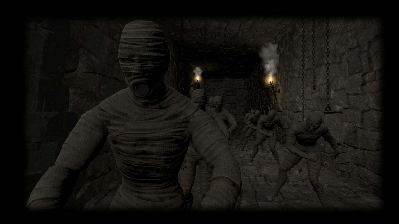 Showcase :: The Crypts of Anak Shaba - VR