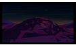 Nighttime Mountain