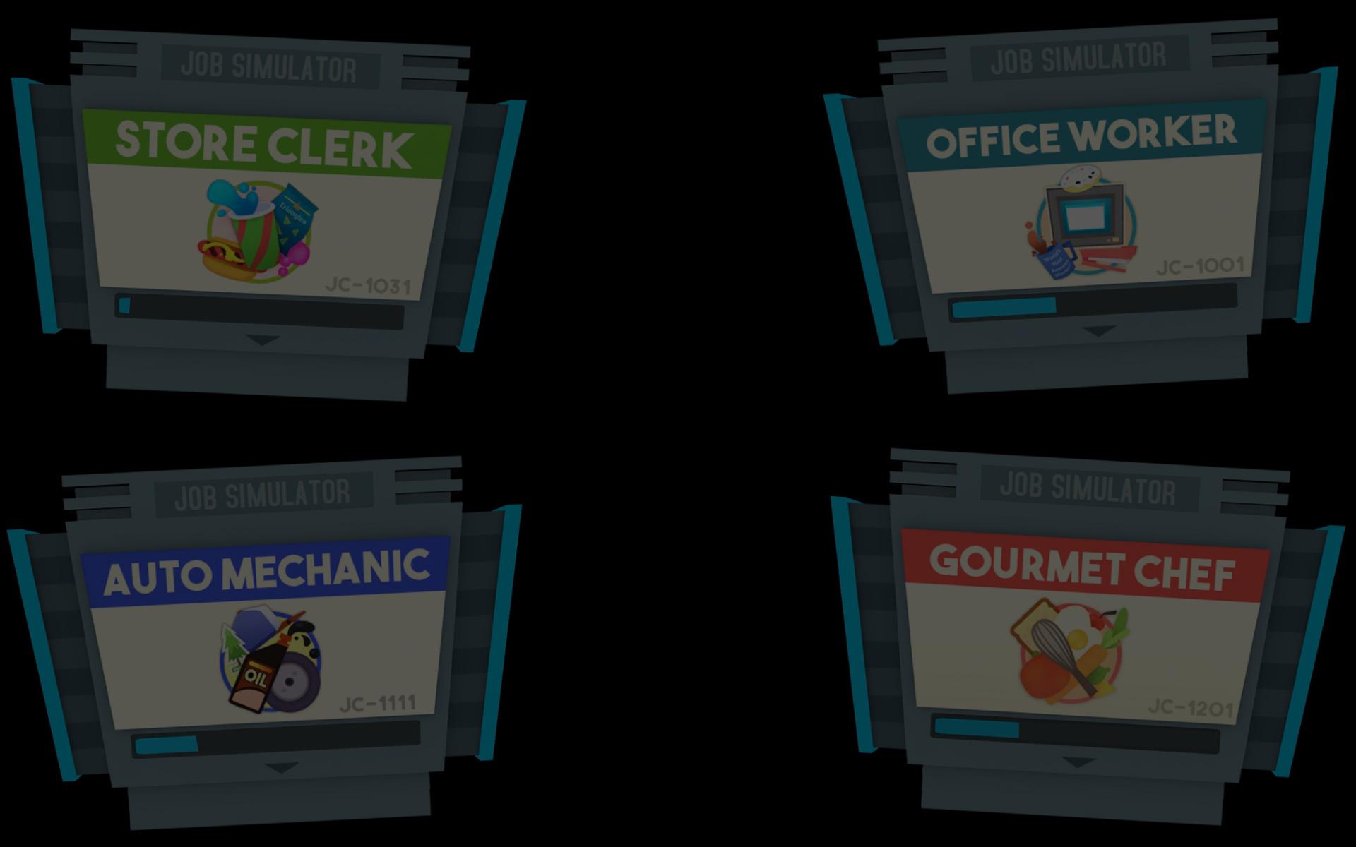 Showcase :: Job Simulator