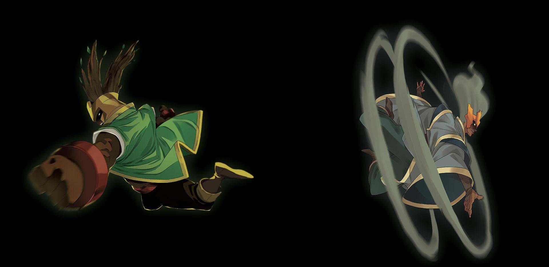 Showcase :: Wizard of Legend