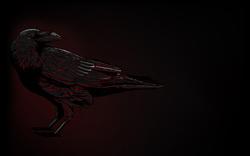 Crow (Фон профиля)
