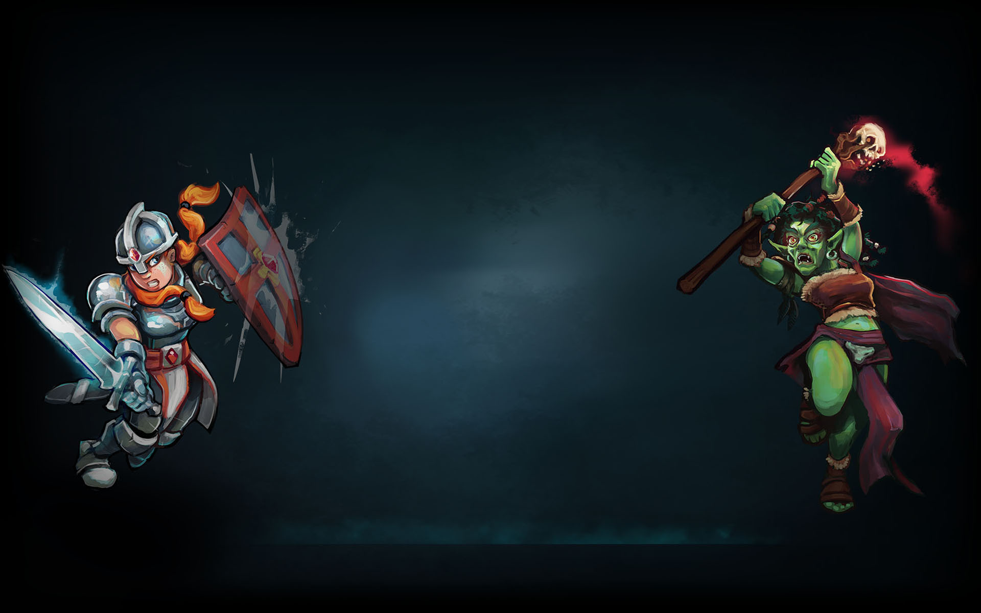 Showcase :: Dungeon Rushers