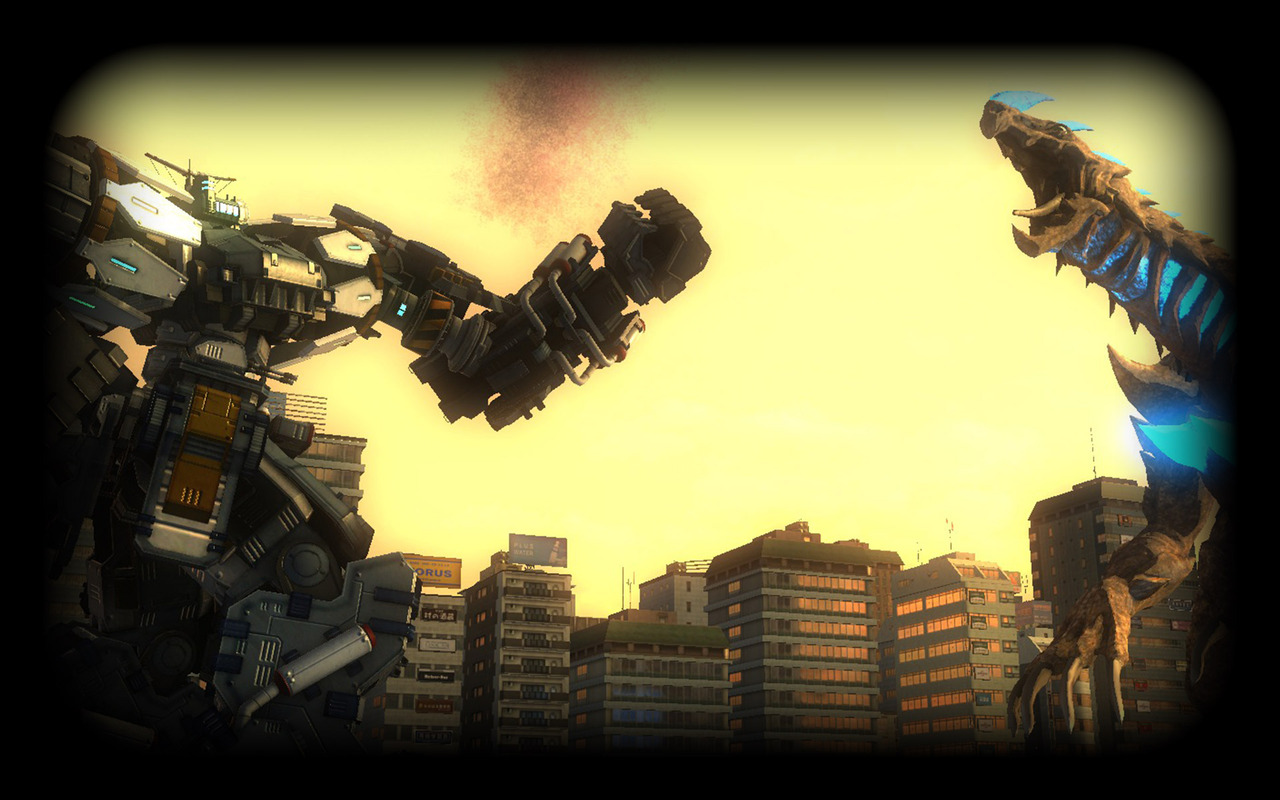 Showcase :: EARTH DEFENSE FORCE 4 1 The Shadow of New Despair