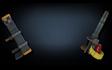 Rocket Launcher & Machine Gun