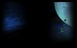 Deep Blue background #3