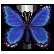 :hotk3_blue_butterfly: