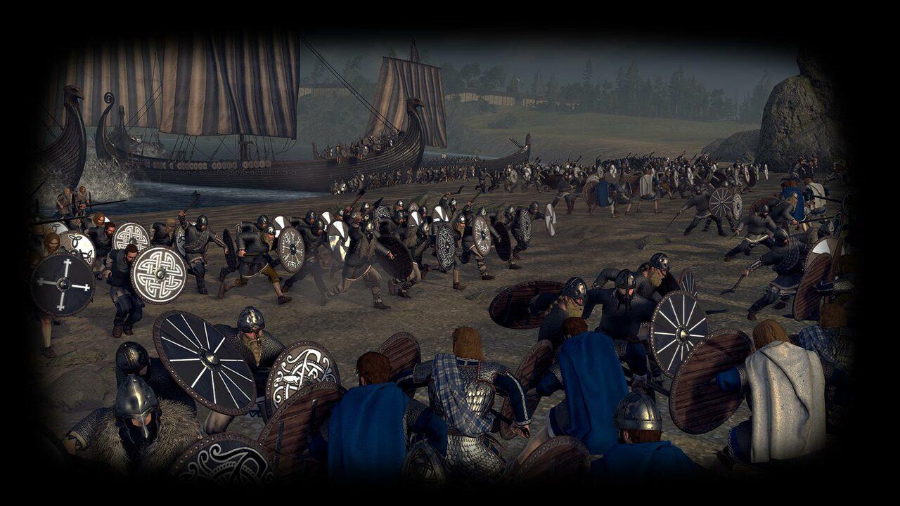 Showcase :: Total War Saga: Thrones of Britannia