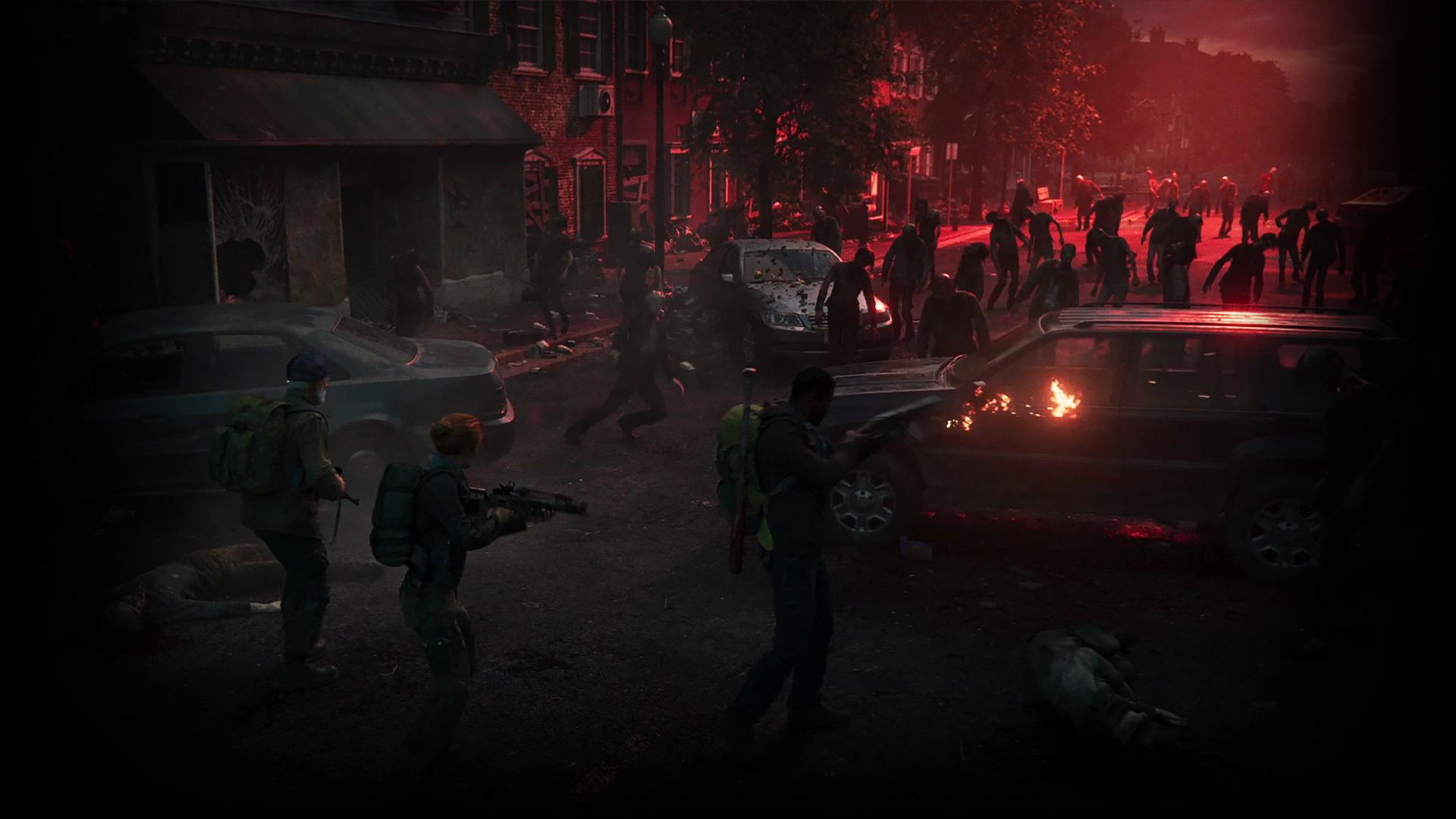 Showcase :: OVERKILL's The Walking Dead
