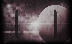 Space (Фон профиля)