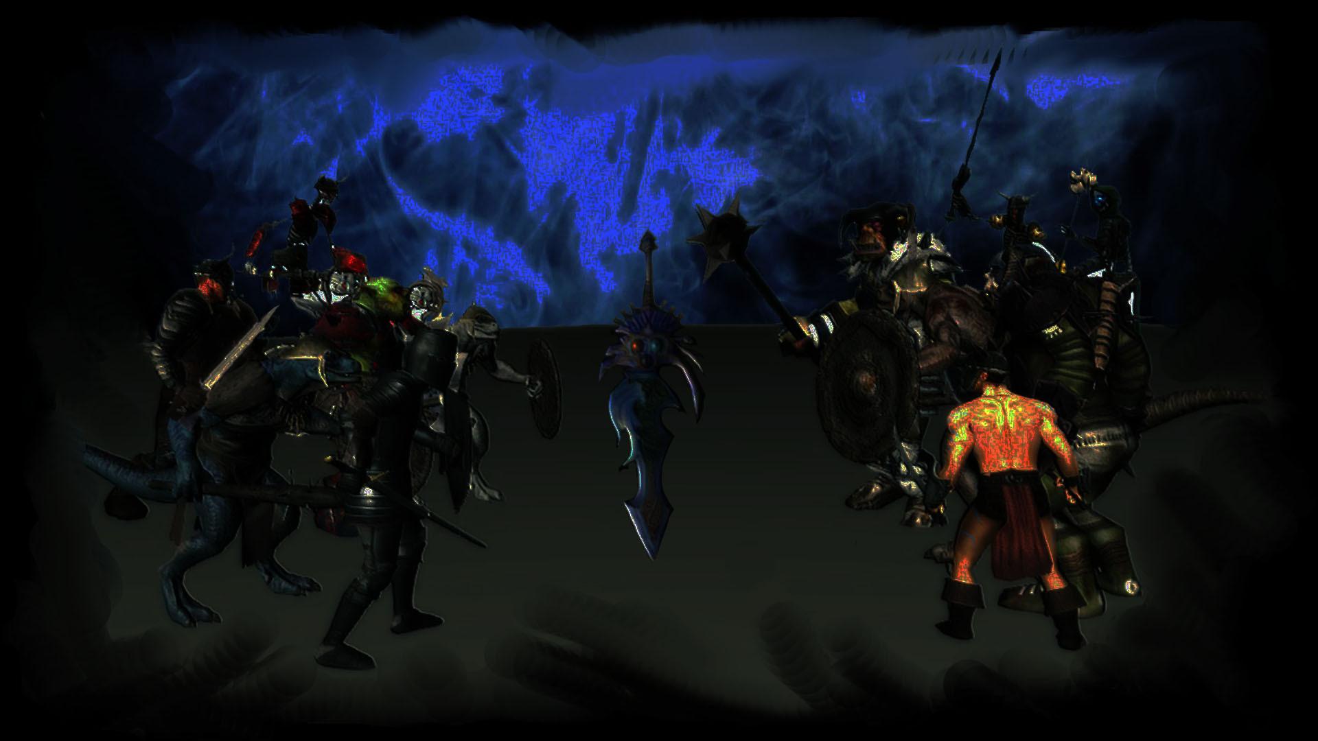 Showcase :: The Chosen Warriors