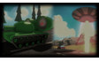 Tank and UFO