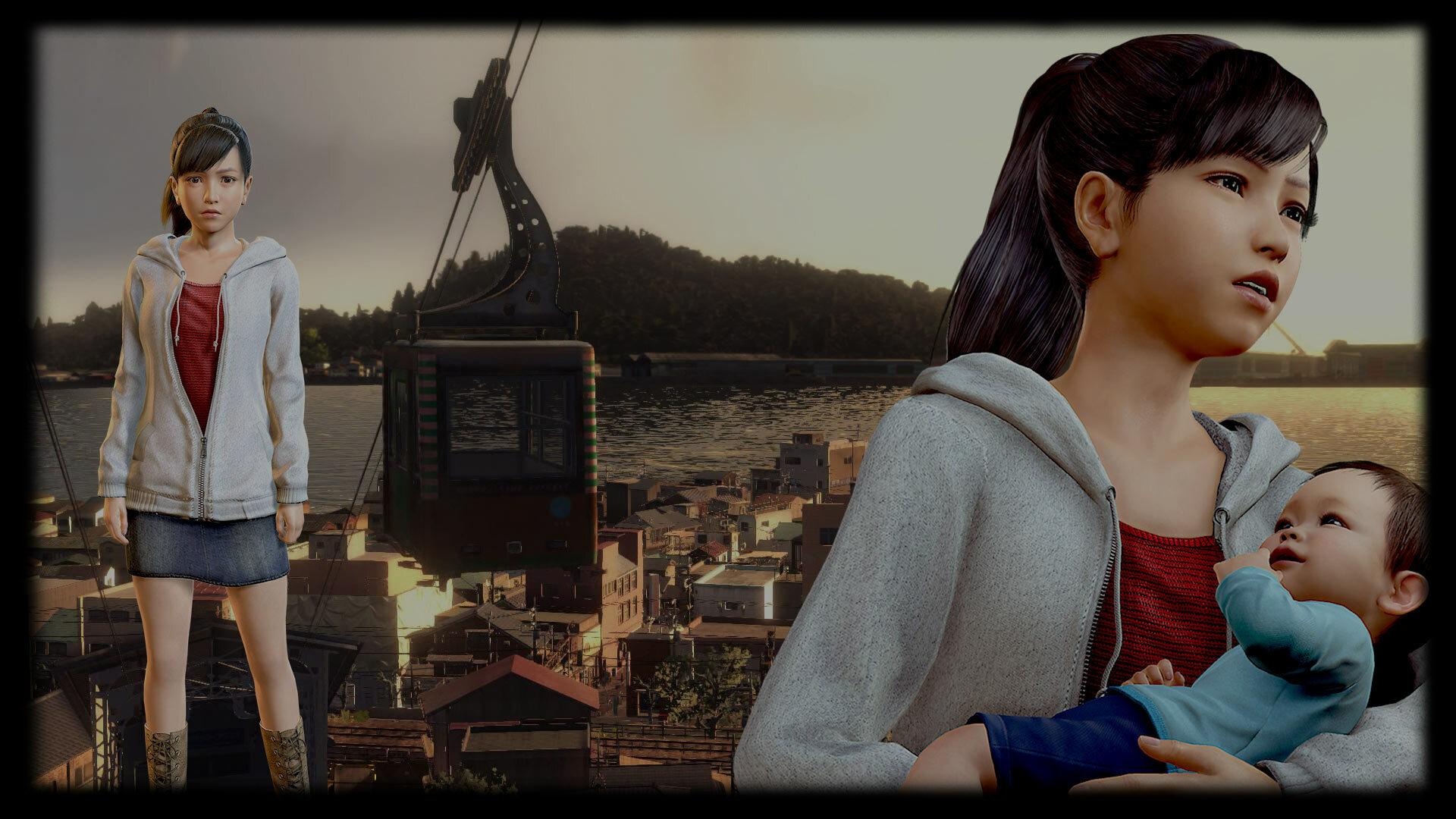 Haruka Sawamura Background