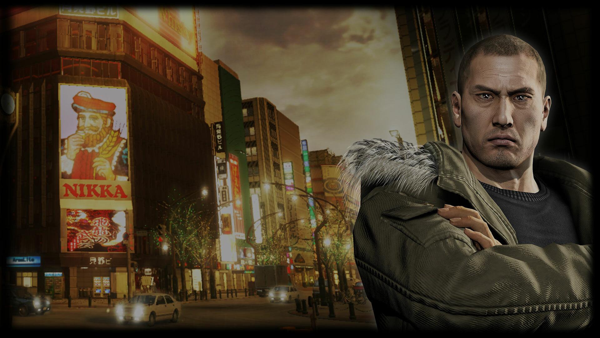 Taiga Saejima Background