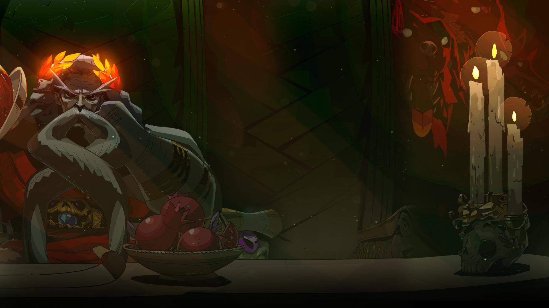 Hades Animated Background