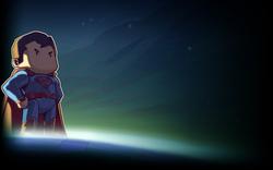 Superman (Фон профиля)
