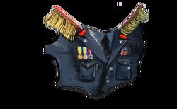 El Presidente's glorious uniform