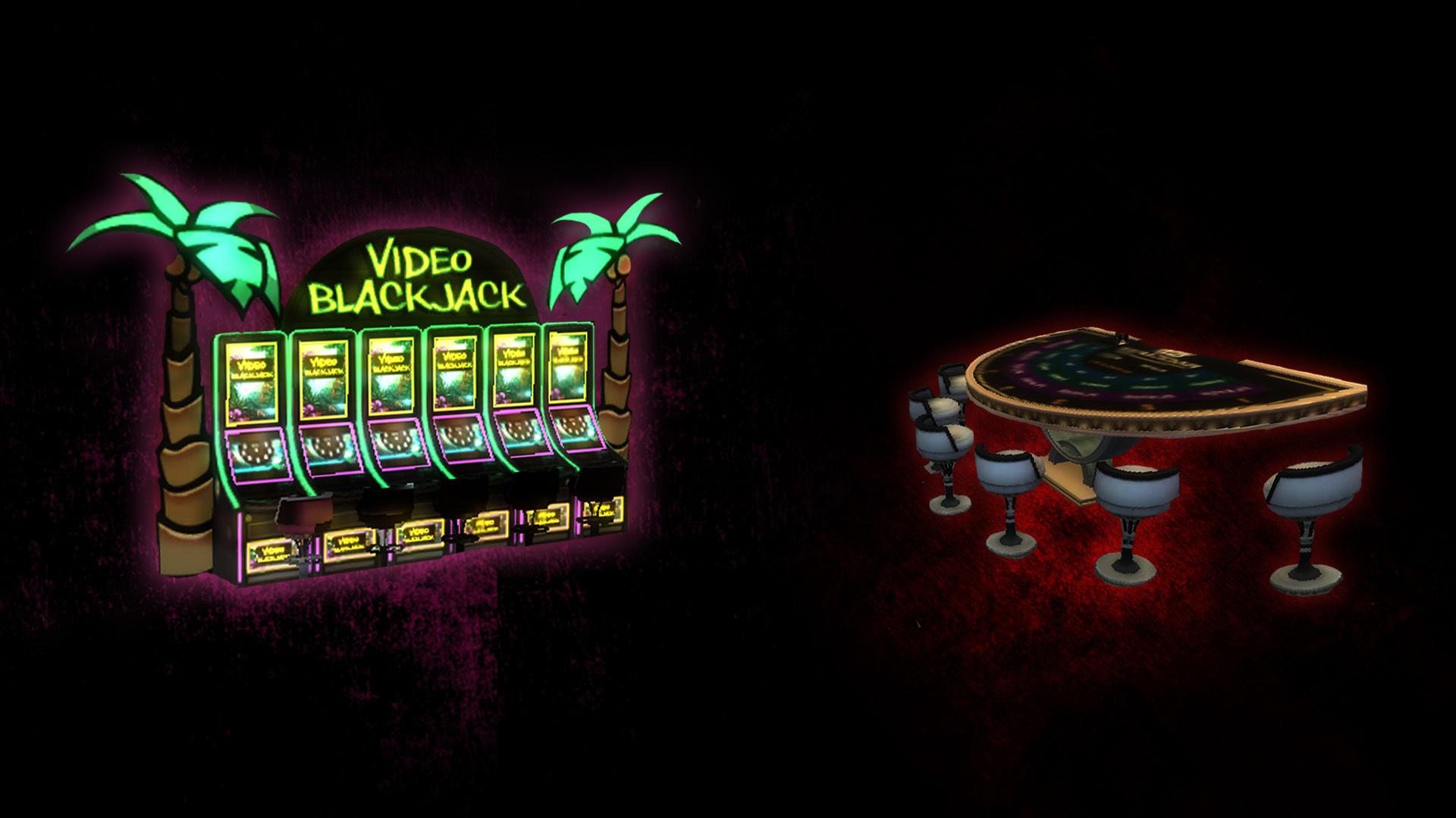list of slot machines at casino queen
