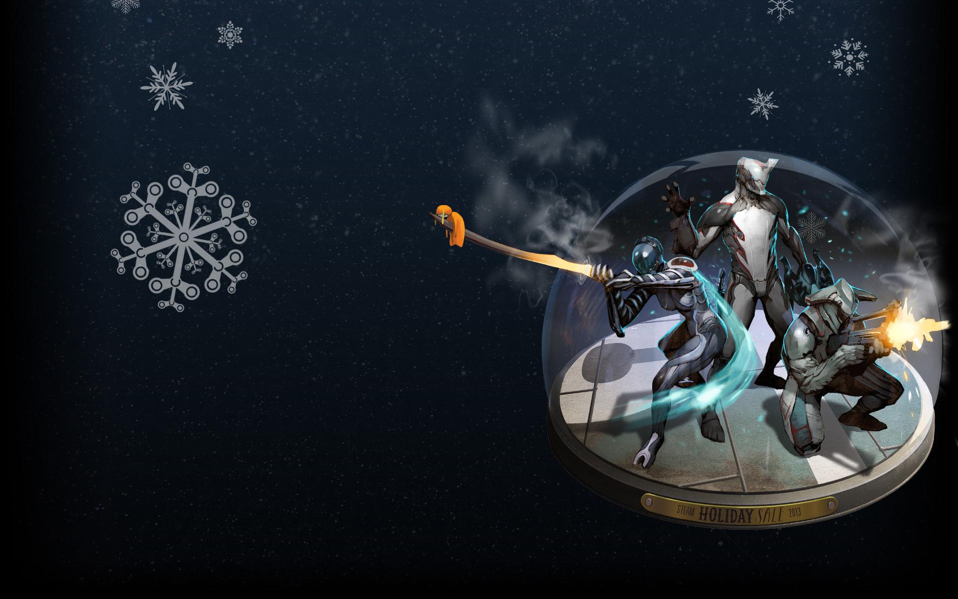 Holiday Sale 2013 - Warframe