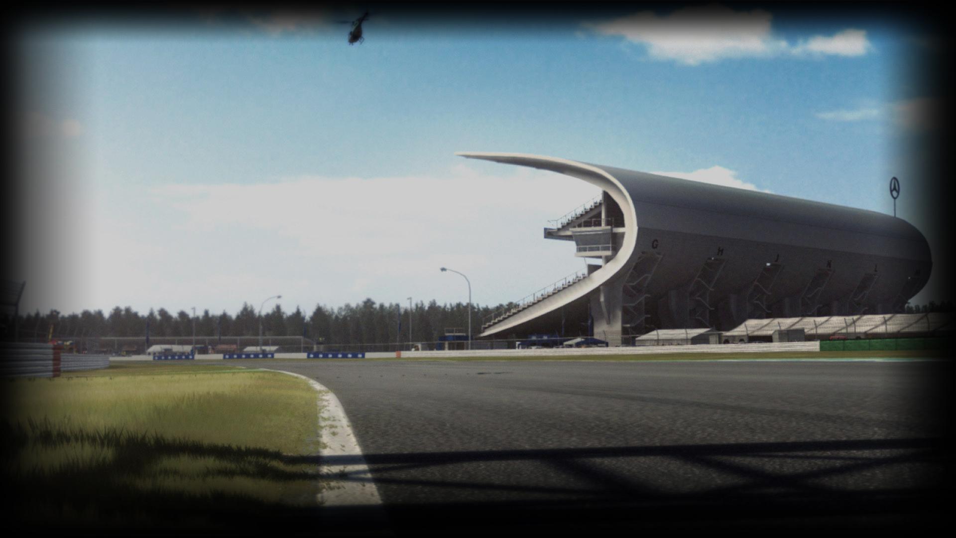 GRID Autosport - Hockenheim (Profile Background)