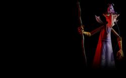 Valtamond, the Necromancer