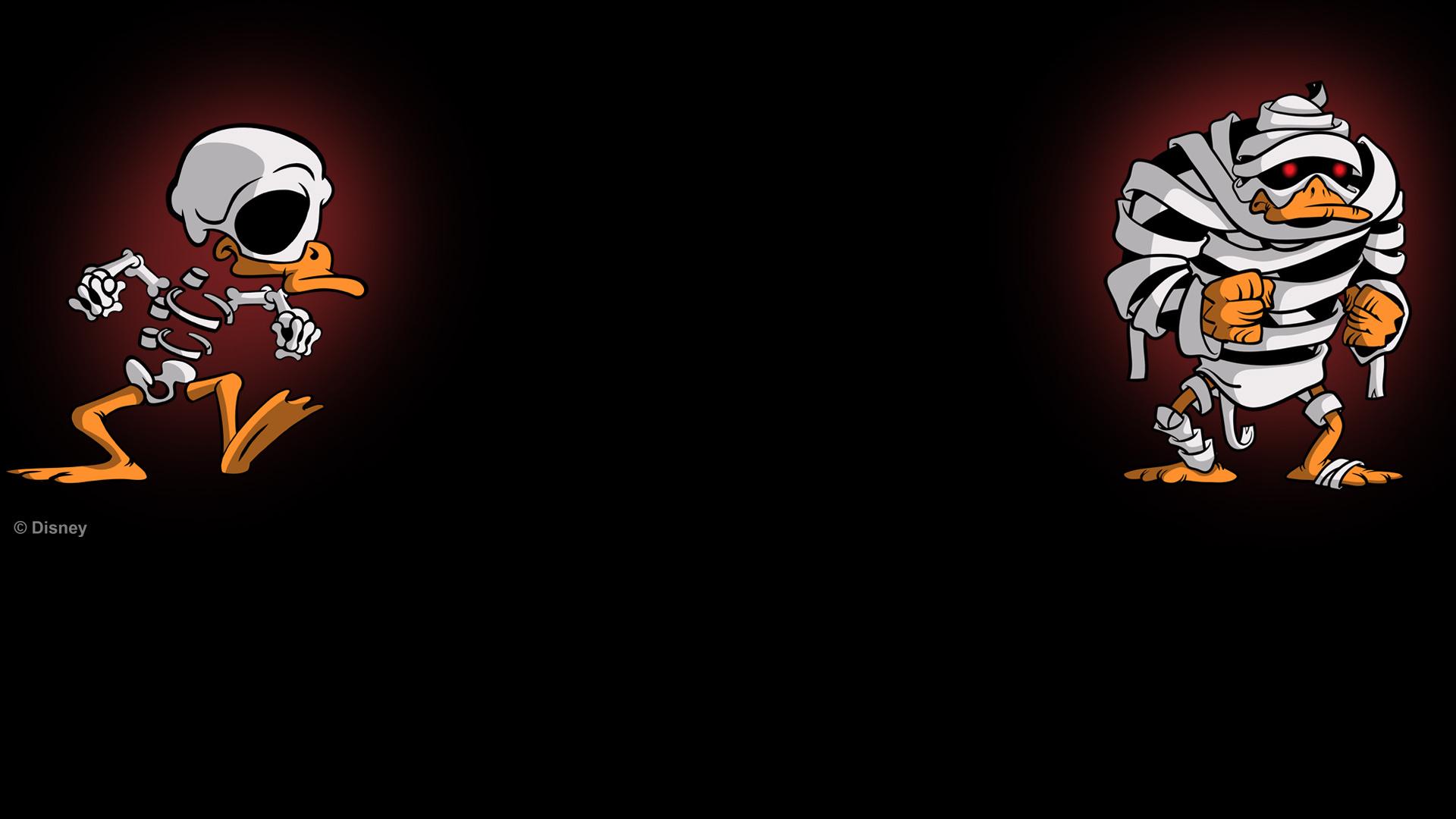 DuckTales' Enemies