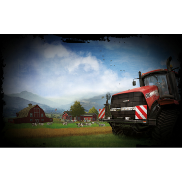 Steam Community Market Listings For 220260 CASE IH Quadtrac 600 Profile Background