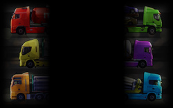 Color Me Trucks