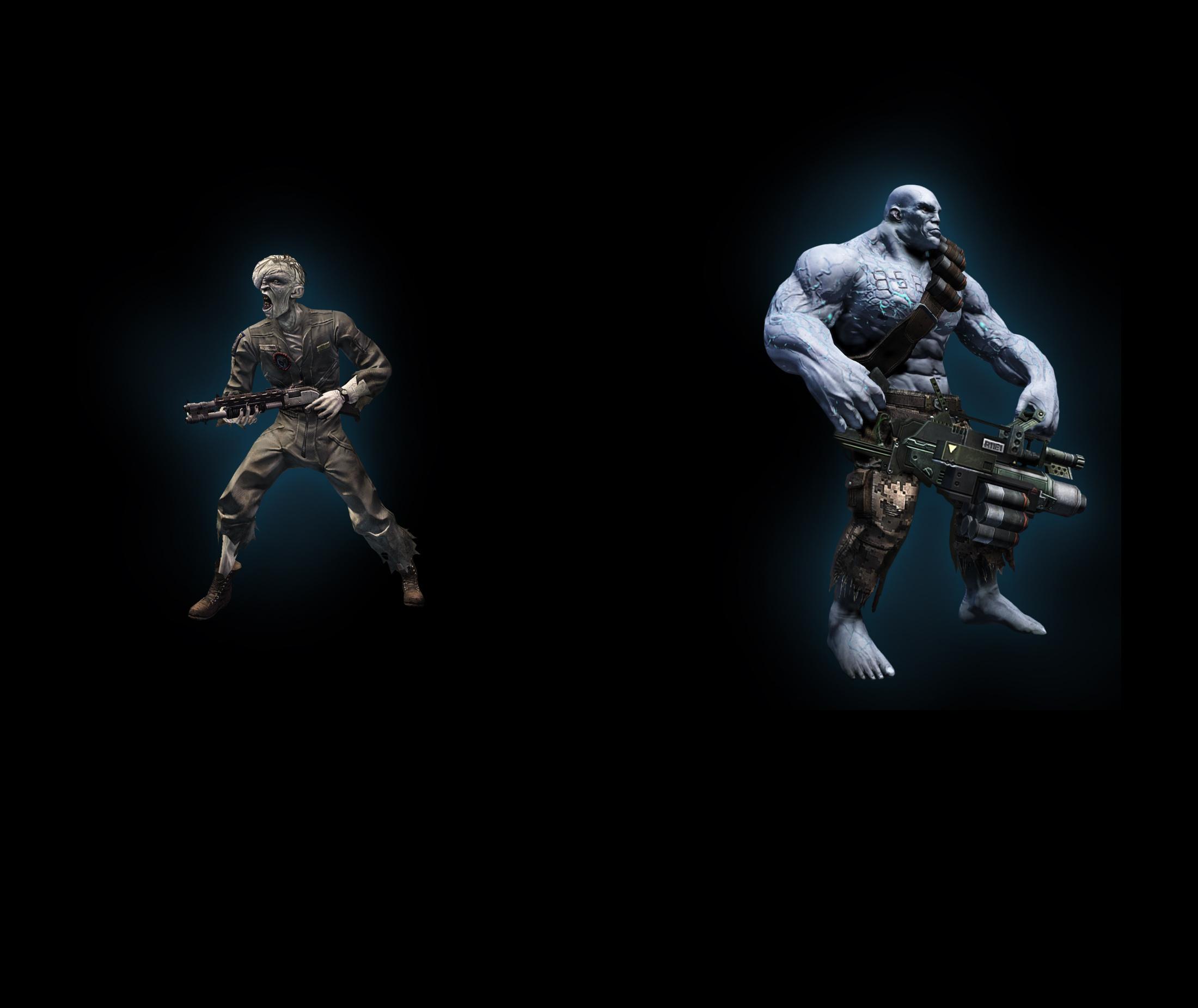 Mutants (Profile Background)