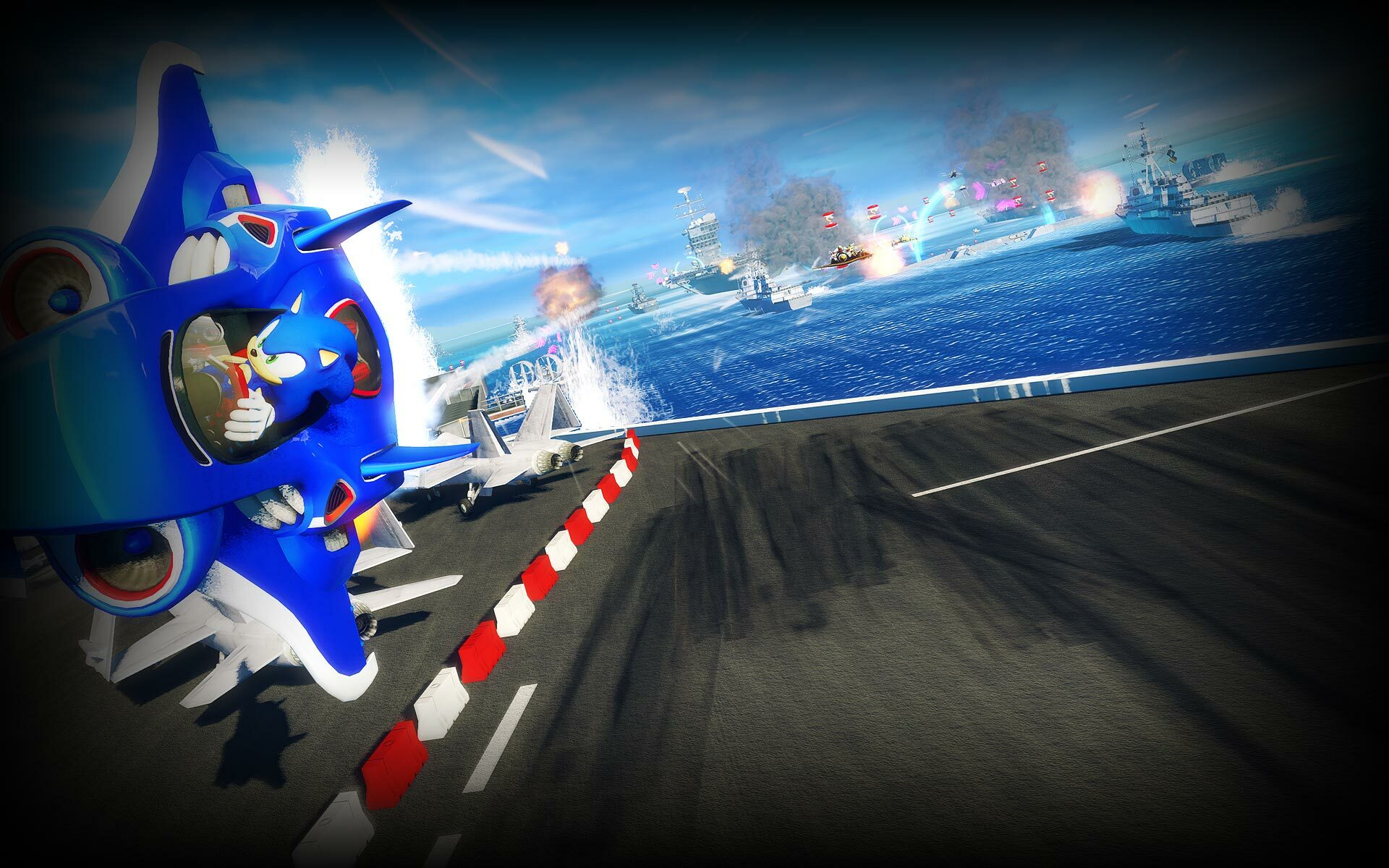 Showcase :: Sonic & All-Stars Racing Transformed Collection