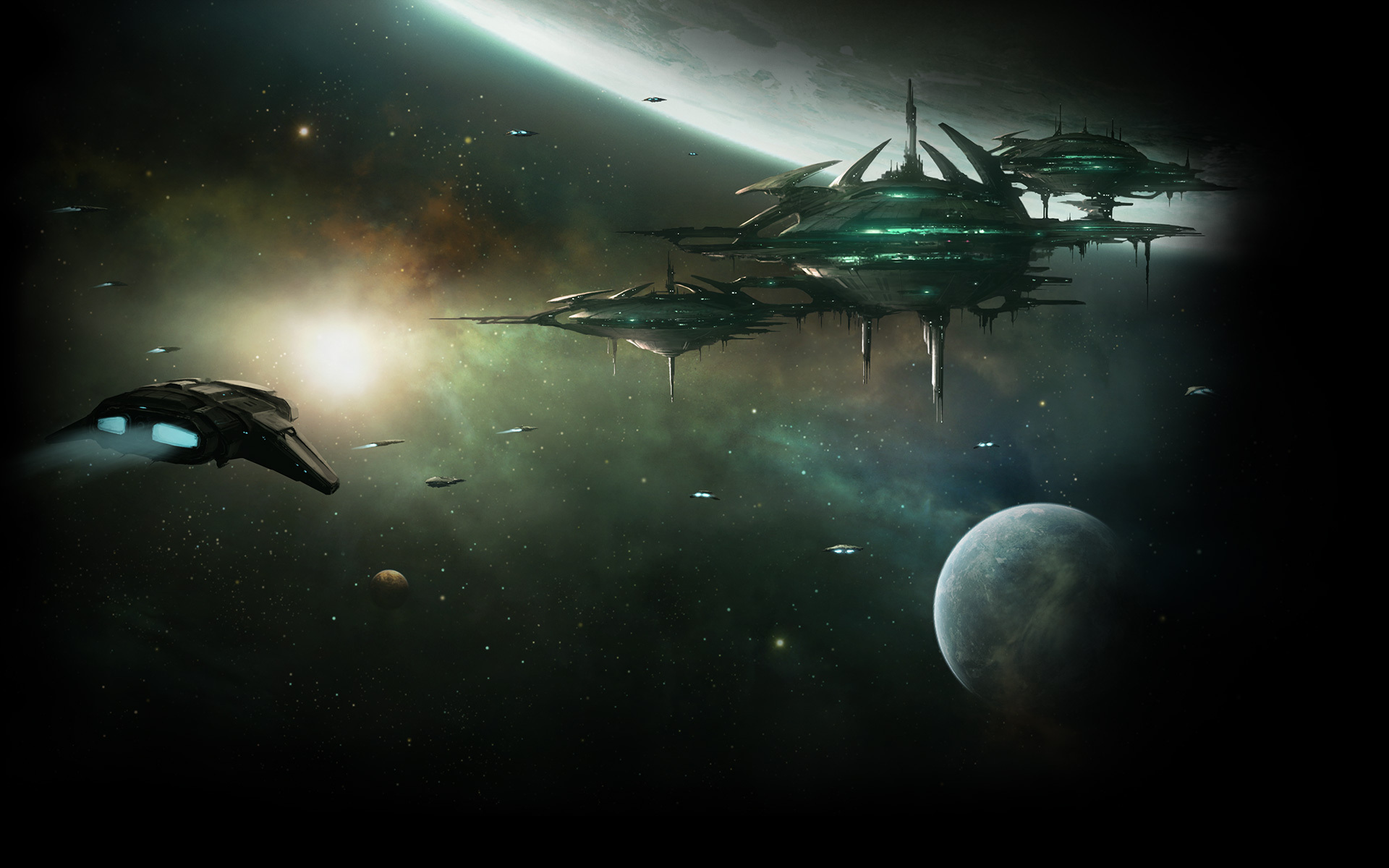 Showcase :: Stellaris