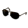 Golden Aviator Glasses
