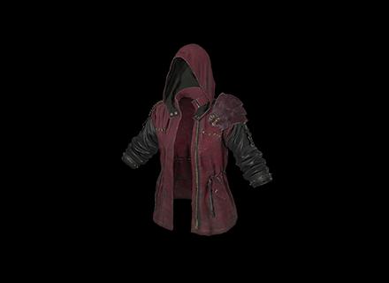 PUBG Doomsday Hoodie skin icon