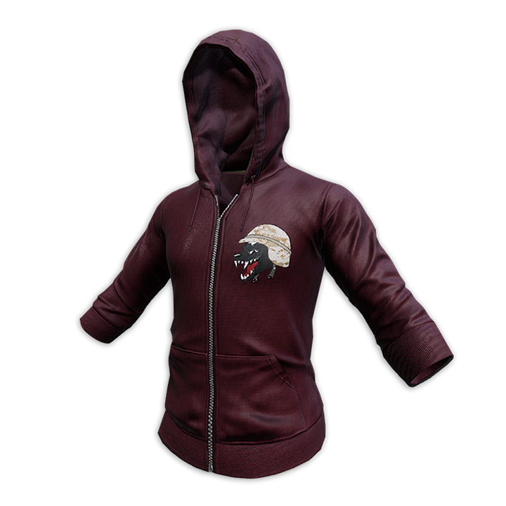 "PGI 2018 ""Honey Badger Nation"" Hoodie"