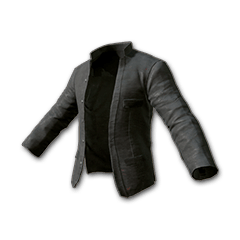 Mandarin Jacket (Black)