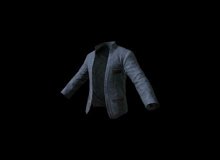 PUBG Mandarin Jacket (Blue) skin icon