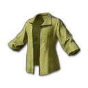 Tracksuit Top (Yellow)