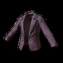 Female Tuxedo Jacket (Purple)