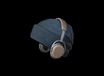 PUBG VK Headphones skin icon