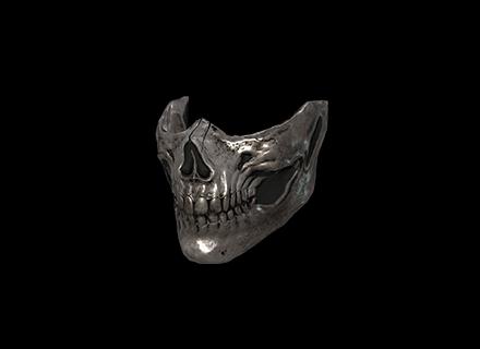 PUBG Reaper Mask skin icon
