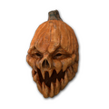 Haunted Pumpkin Mask
