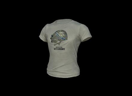PUBG PGI T-Shirt skin icon